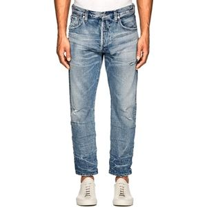 Mens Citizens of Humanity Rowan Relaxed Slim Jeans